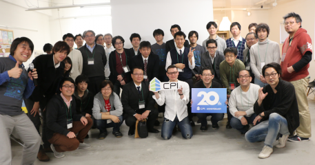 CPI20周年サンクスキャラバン in 名古屋